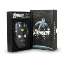 Power Bank Avengers 12000 mAh (Бэтмен)