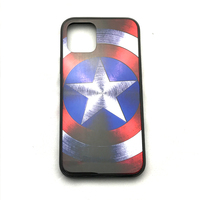ЧЕХОЛ ДЛЯ IPHONE Captain America стекло