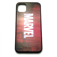 ЧЕХОЛ ДЛЯ IPHONE Marvel стекло