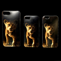 "Чехол для iPhone 6,7/8,7/8Plus ""Lion"""